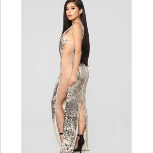 Gorgeous sexy dress